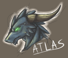 Atlas by Dsurion