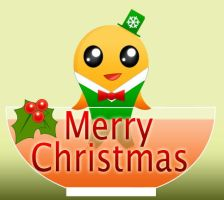 Fishy Christmas by InterGrapher
