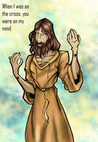 Jesus is Lord - Colored by iamnie