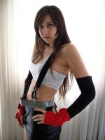 Lockheart Tifa. by M00-chan