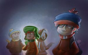South Park - Change by Joxem