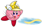 Collab - ZING!: Here's Cutter Kirby by VJMorales