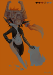 Midna by Aquaelle