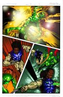 pages  by ultimate comics 12 by joseisai