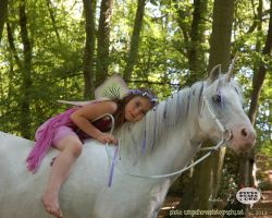 UnEdited Oh My Uni II on Horse by che4u
