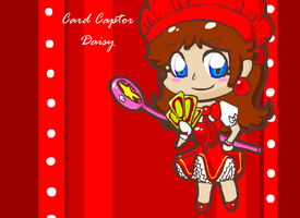 CE - Card Captor Daisy by DaisyDrawer