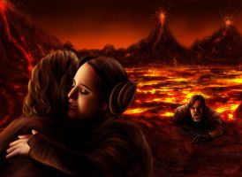 The choise of Padme by PieroMng