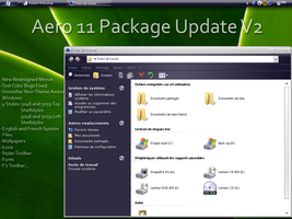 Aero 11 Package V2 update by jemaho