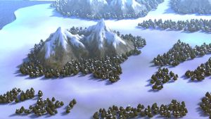 Project Throne - SnowTactical Map 02 by Zhibade