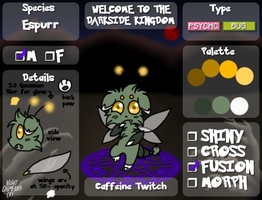 Twitch Reference Sheet by Night-Chimeras-Cry