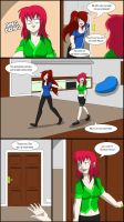 Hellish Roommate_Hell Hound TF Page 1 by TFSubmissions