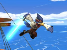 Falco Wants To Be a Jedi by TheTweedleTwins