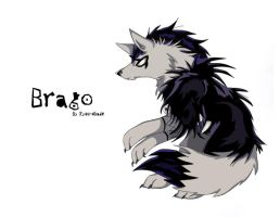 Brago: wolf version by kyuu-shade