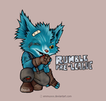 Rumble Pre - league by emmuxvx