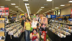 anime ( cosplay) day at the mall pic: 9 by rinxbon666