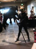 Celty Cosplay by Zombie-Necromancer23