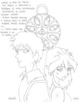 Nihal and Sennar by deviart4ever
