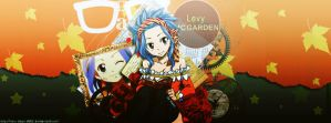 Levy McGarden by Haru-chan-2002