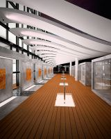 Library Design - Exhibition by longbow0508