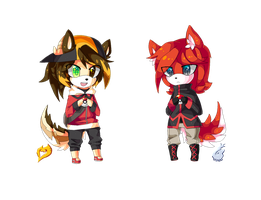 Pixel Commission  GleamingGold by XinYiLx