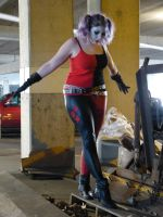Casual Harley II by LolitaLibrarian