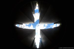 Holocaust Cross by gdphotography