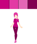 Pallete Adopt for Gleek93098 by acer1321300
