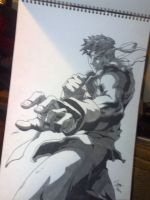 Ryu by Mr-P-P-Hed