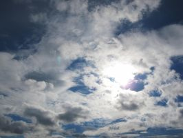 sunny clouds by Annemarie-I