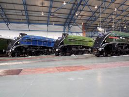 The Great Gathering - 60007, 60008 and 60009 by 2509-Silverlink
