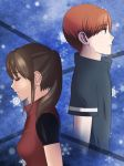 Steve and Claire 2 by akanomm
