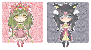 PokeGijinka Adopts CLOSED by nihadopts