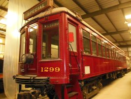 Pacific Electric Business Car 1299 by rlkitterman