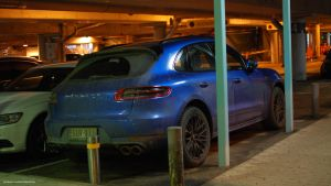 Porsche Macan Turbo by ShadowPhotography