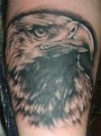 Srdjan tattoo - eagle 2 by srdjantattoo