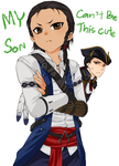 ACIII : My Son can't be this cute ! by PrinceOfRedroses