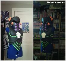 W.I.P onslaught-chan p1 by DrossLoveYaoi