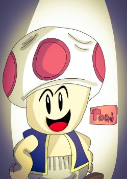 Toad. by 21WolfieProductions