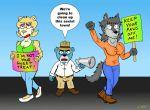 Protest by NeroUrsus