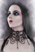 Goth Doll by RifkaNoctisTemporvm