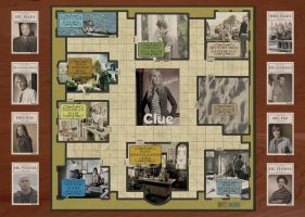 Veronica Mars Clue Board by maxevry
