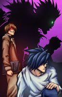 Death Note by K-fry-express