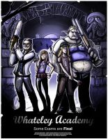 Whateley Academy For Dead by Drunkfu