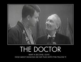 The Doctor : wait a second, guys ... by Aiseant