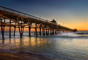 The Pier by Latefor