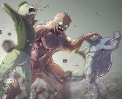Fnal Battle by KickTyan