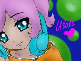 Ulala by GhostCrabDelight