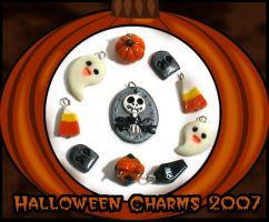 Halloween Charms 2007 by chat-noir