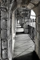 Old Fort Henry Walkway by basseca
