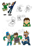 Eddsworld Stuff by Knitti